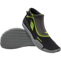 AMP NEOPRENE SHOES BLACK/LIME 2X-SMALL - 3261-0138
