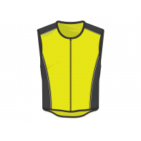 Gilet Rst Safety Fluo Jaune - Taille au choix