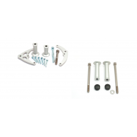 Kit Fixation Crash-Pad Lsl Alu Kawasaki Z650