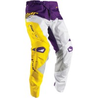 FUSE AIR™ PININ S7 OFFROAD PANTS WHITE/PURPLE 28 - 2901-5762