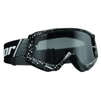 COMBAT SAND BLAST OFFROAD GOGGLES BLACK ONE SIZE - 2601-2368