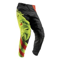 FUSE AIR™ RIVE S8 OFFROAD PANTS LIME/ORANGE 32 - 2901-6431