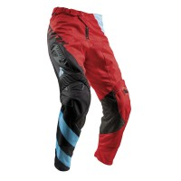 FUSE AIR™ RIVE S8 OFFROAD PANTS RED/BLUE 30 - 2901-6437