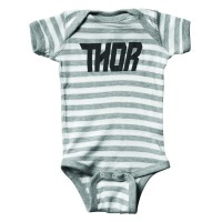 INFANT LOUD S8 SUPERMINI GRAY STRIPES 12-18 MONTHS - 3032-2672