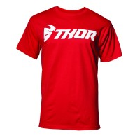 LOUD S8 T-SHIRT RED SMALL - 3030-15989