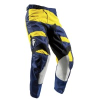 PULSE™ LEVEL S8 OFFROAD PANTS NAVY/YELLOW 30 - 2901-6474