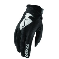SECTOR S8 OFFROAD GLOVES BLACK LARGE - 3330-4713