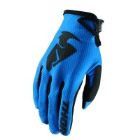 SECTOR S8 OFFROAD GLOVES BLUE LARGE - 3330-4719