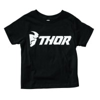 TODDLER LOUD S8 T-SHIRT BLACK 2T - 3032-2632