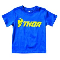 TODDLER LOUD S8 T-SHIRT ROYAL 4T - 3032-2640