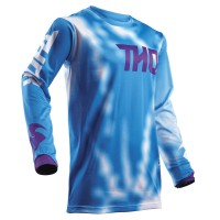 YOUTH PULSE AIR™ RADIATE S8Y OFFROAD JERSEY BLUE X-LARGE - 2912-1535