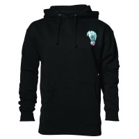 YOUTH WIDE OPEN S8Y HOODY BLACK SMALL - 3052-0424
