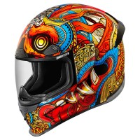 Casque moto AIRFRAME PRO™ BARONG™ - Taille au choix