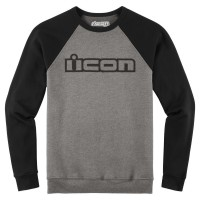 OG™ CREW NECK SWEATSHIRT GRAY LARGE - 3050-4057