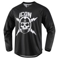 SELLOUT™ JERSEY BLACK 2X-LARGE - 2824-0047