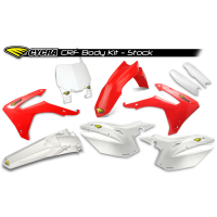 KIT PLAST POWERFLOW CRF 14- ORIGINE