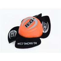 Sliders genou R&G RACING Aero orange