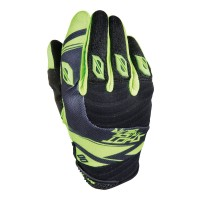 SHOT Contact Claw Gloves - Neon Green