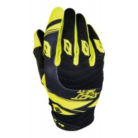 SHOT Contact Claw Gloves - Neon Yellow