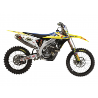 Kit complet BLACKBIRD Replica Team Suzuki World MXGP Suzuki RM-Z450