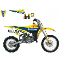 Kit complet BLACKBIRD World MXGP Replica 2017 Suzuki RM85