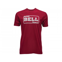T-Shirt BELL Win With Bell rouge - taille au choix